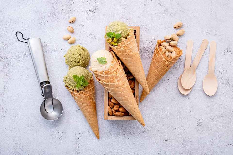 glaces artisanales